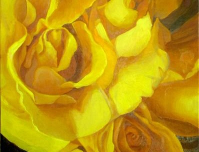 Rose Gialle/Yellow Roses
